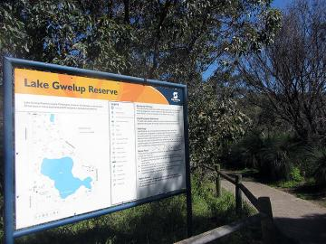 Stirling WA - Gwelup - Service Locations - Lake Gwelup Reserve