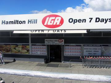 Cockburn WA - Hamilton Hill - Service Location - IGA