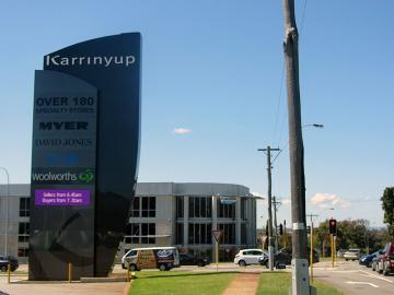 Stirling WA - Karrinyup - Service Locations - Shopping Centre