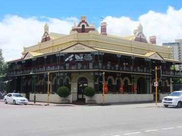 Perth WA - Perth - Service Location - Hotel Windsor
