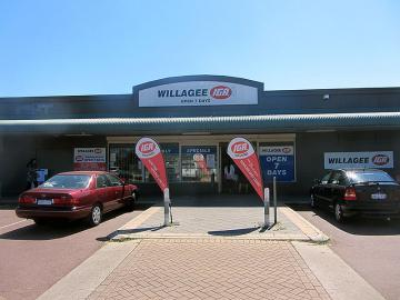 Melville WA - Willagee - Service Locations - Shopping Centre